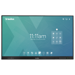 """MONITOR TRAULUX 75"""" SERIE..."""